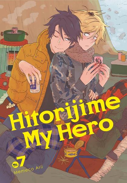 Hitorijime My Hero Manga Volume 7