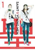Saint Young Men Manga Omnibus Volume 1 (Hardcover)
