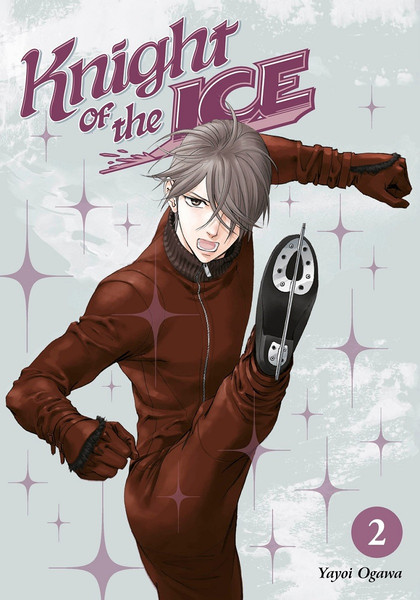Knight of the Ice Manga Volume 2