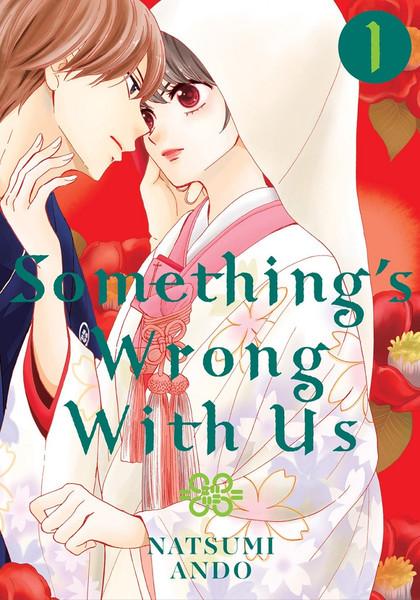Something's Wrong With Us Manga Volume 1