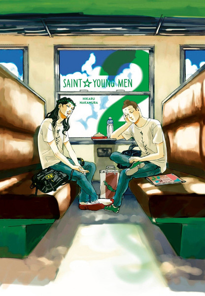 Saint Young Men Manga Volume 2 (Hardcover)