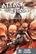 Attack on Titan Manga Volume 31