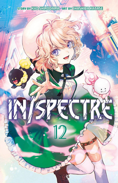 In/Spectre Manga Volume 12