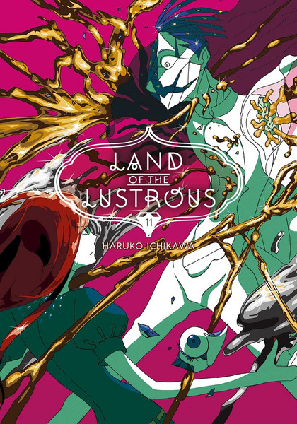 Land of the Lustrous Manga Volume 11