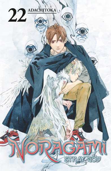 Noragami Stray God Manga Volume 22