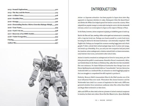 Anime Impact (Hardcover)