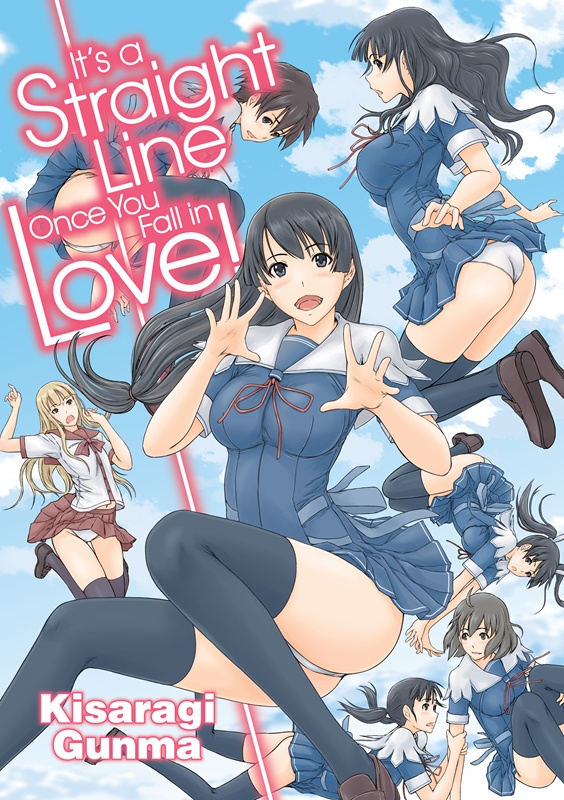 It's a Straight Line Once You Fall in Love Manga