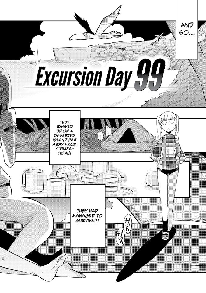 Excursion Day 99 Manga