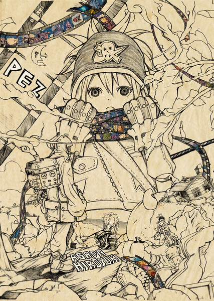 PEZ Manga (Color)