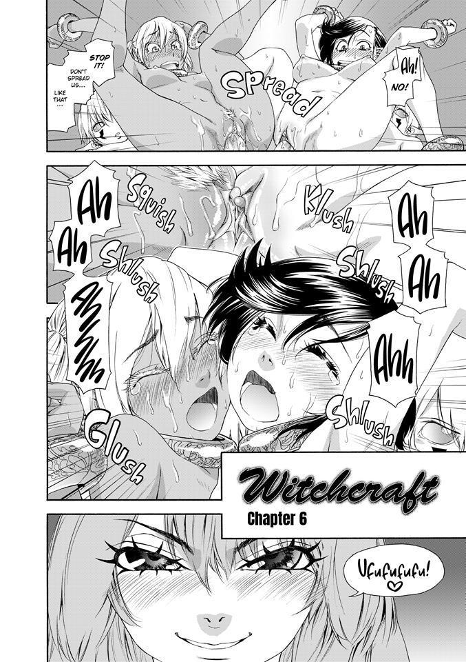 Witchcraft Manga