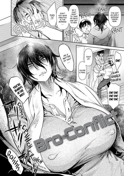 Fresh Meat Manga