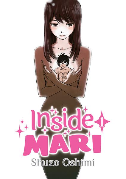Inside Mari Manga Volume 1