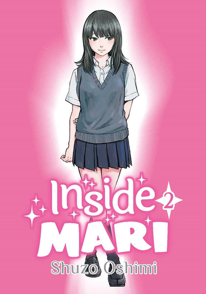 Inside Mari Manga Volume 2