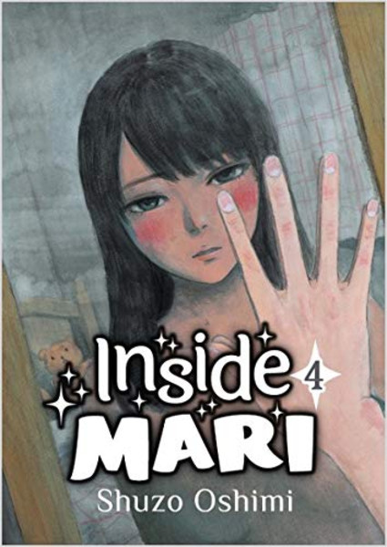 Inside Mari Manga Volume 4