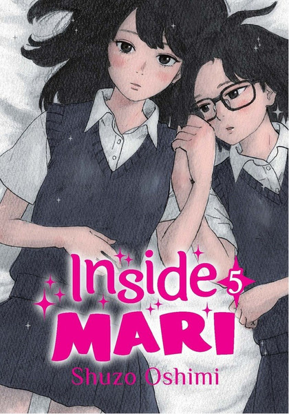 Inside Mari Manga Volume 5