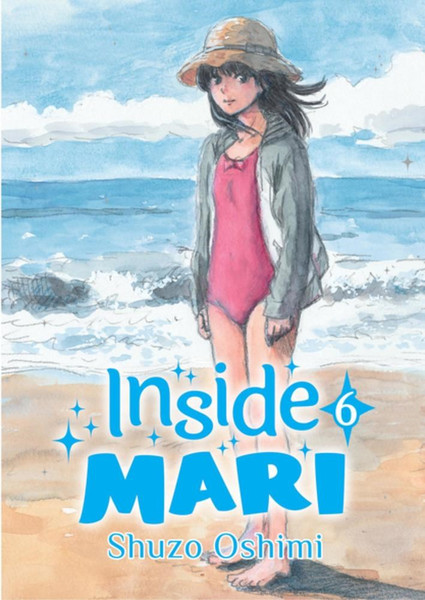 Inside Mari Manga Volume 6
