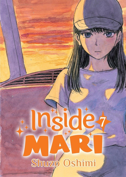 Inside Mari Manga Volume 7