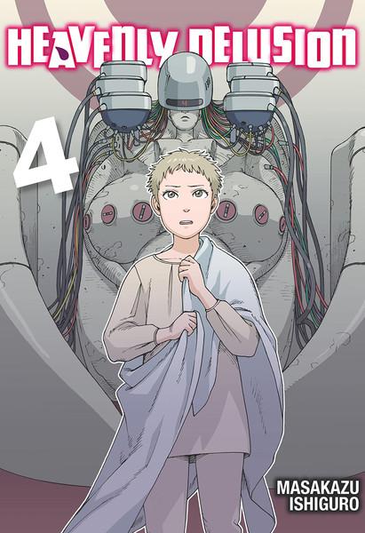 Heavenly Delusion Manga Volume 4