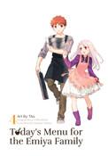 Today's Menu for the Emiya Family Manga Volume 4