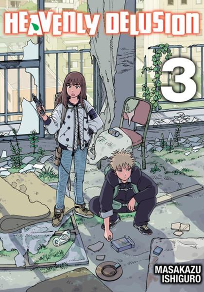 Heavenly Delusion Manga Volume 3