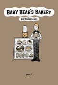 Baby Bear's Bakery Manga Volume 1