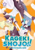 Kageki Shojo!! Manga Volume 4