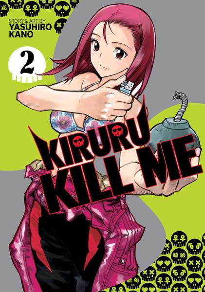 Kiruru Kill Me Manga Volume 2
