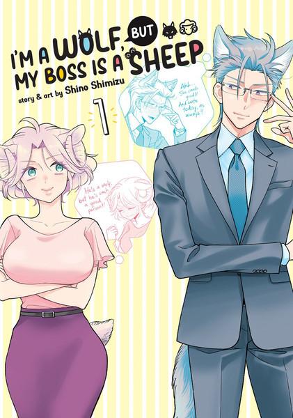 I'm a Wolf but My Boss is a Sheep! Manga Volume 1