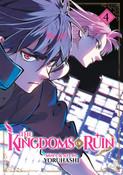 The Kingdoms of Ruin Manga Volume 4