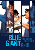 Blue Giant Manga Omnibus Volume 5