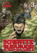 Karate Survivor in Another World Manga Volume 3