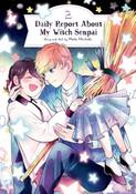 Daily Report About My Witch Senpai Manga Volume 2