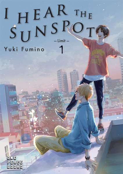 I Hear the Sunspot Manga Volume 3