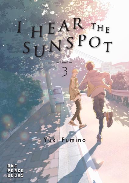 I Hear the Sunspot Limit Manga Volume 3