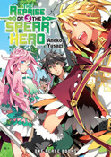 The Reprise of the Spear Hero Novel Volume 3