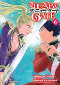 The New Gate Manga Volume 6