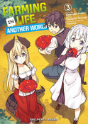 Farming Life in Another World Manga Volume 3