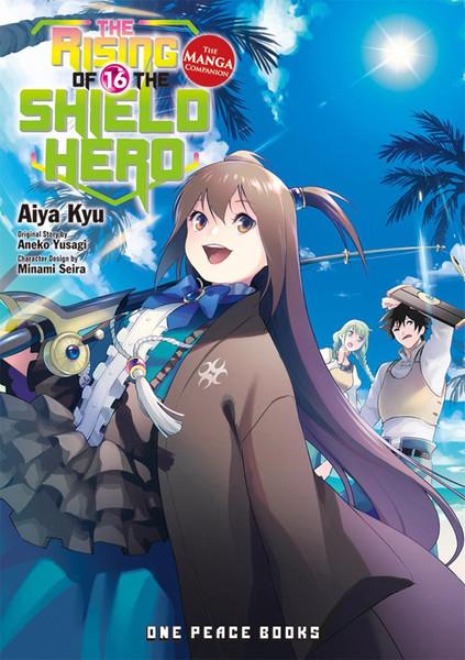 The Rising of the Shield Hero Manga Volume 16