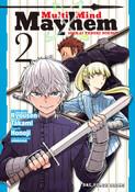 Multi-Mind Mayhem Isekai Tensei Soudouki Manga Volume 2