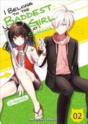 I Belong to the Baddest Girl at School Manga Volume 2