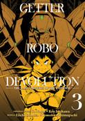 Getter Robo Devolution Manga Volume 3
