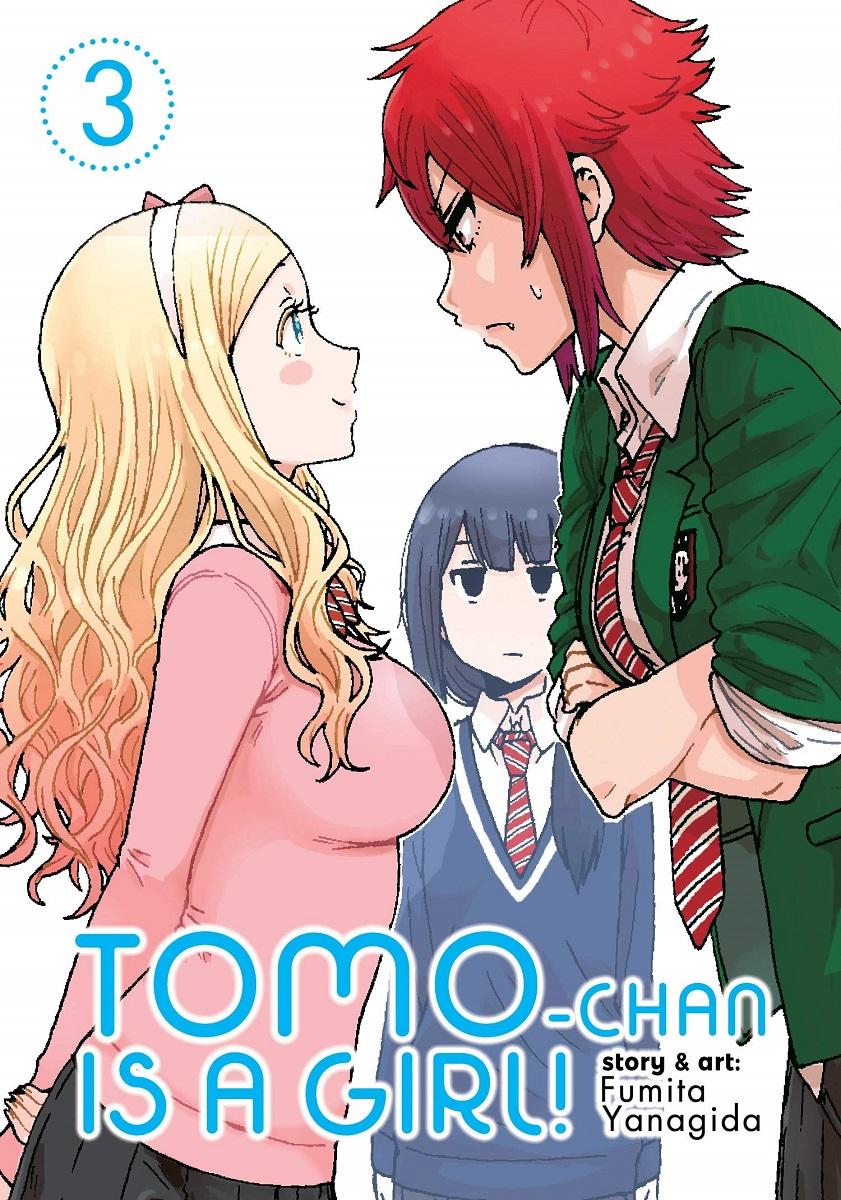 Tomo chan is a girl manga volume 3