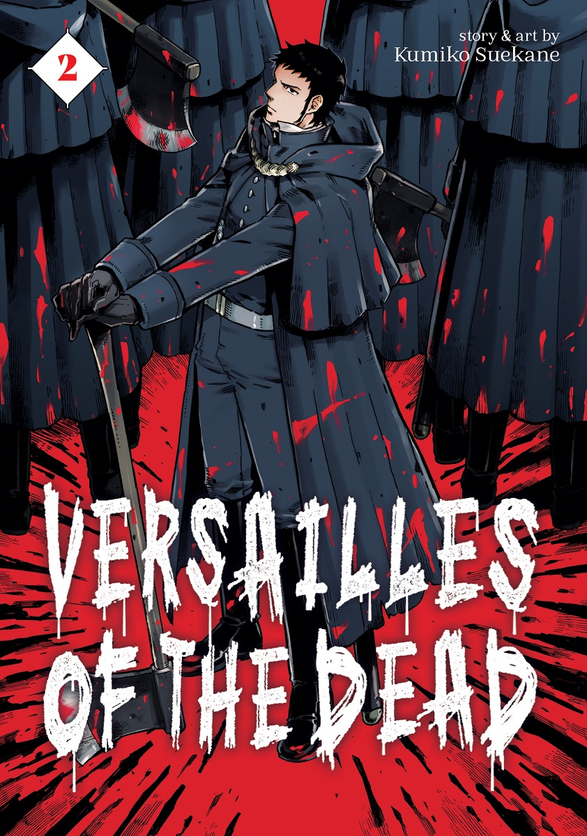 Versailles of the Dead Manga Volume 2