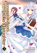 Accomplishments of the Duke's Daughter Manga Volume 3
