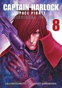 Captain Harlock Dimensional Voyage Manga Volume 8