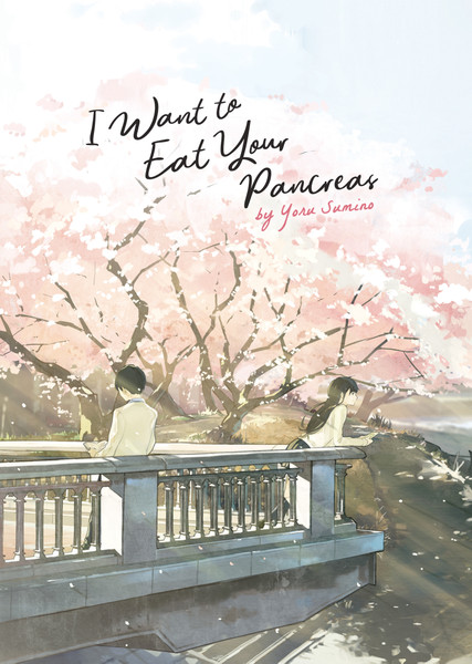 I Want To Eat Your Pancreas Novel