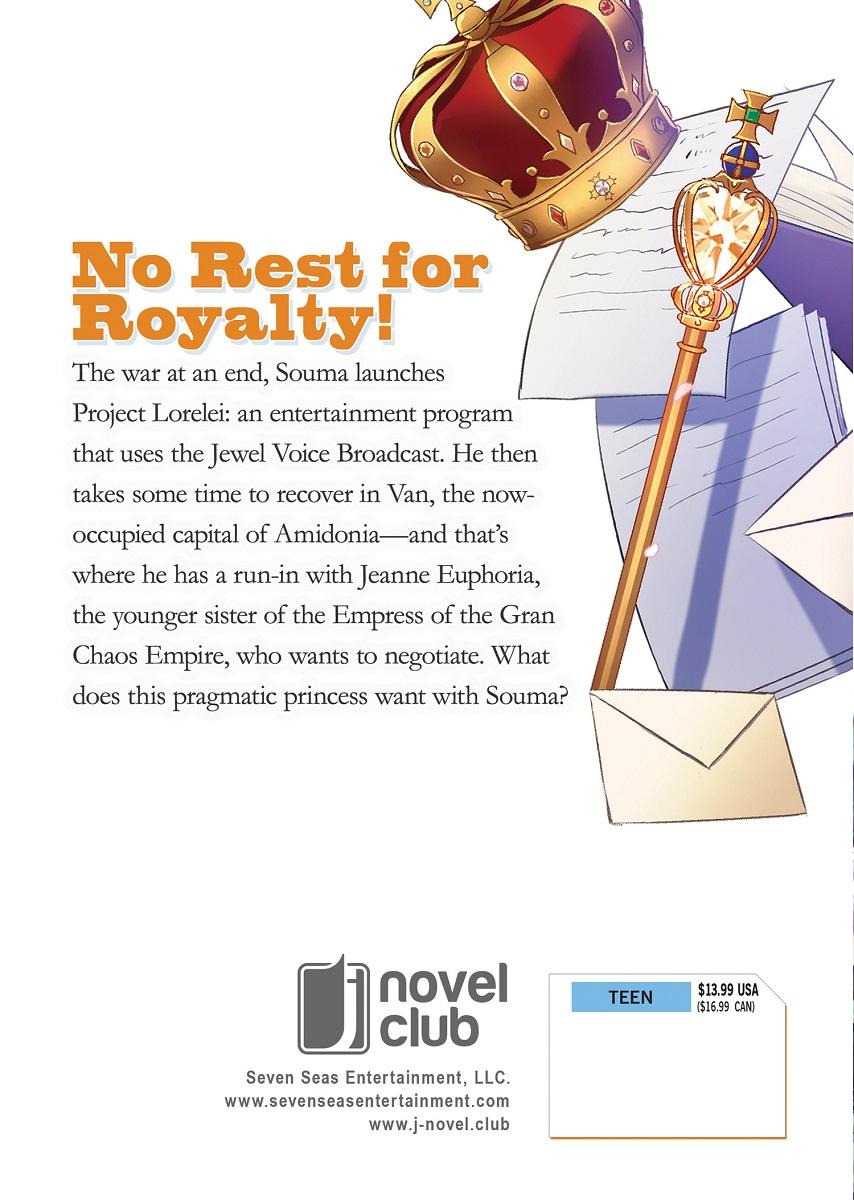 How a Realist Hero Rebuilt the Kingdom Novel Volume 3