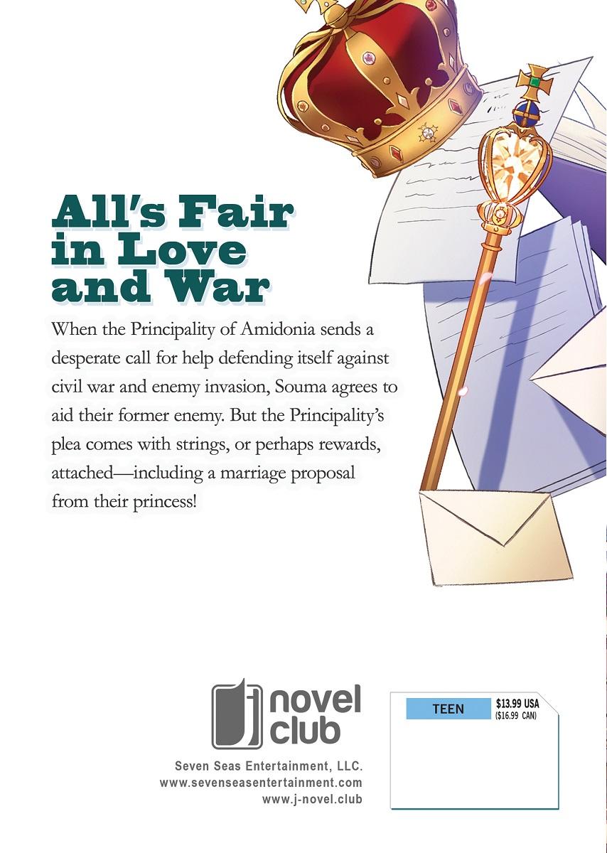 How a Realist Hero Rebuilt the Kingdom Novel Volume 4
