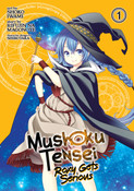 Mushoku Tensei Roxy Gets Serious Manga Volume 1