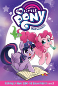 My Little Pony A Day in the Life of Equestria Manga Volume 1
